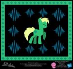 Decibelle OC Harmony Poster by StryKariSPEEDER
