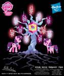 Sugar Belle Harmony Tree Poster