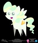 Vapor Trail Pointy Pony