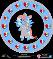 Snow OC Pony Circle