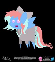 Snow OC Pointy Pony