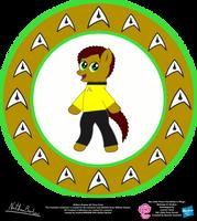 William Shatner OC Pony Circle by StryKariSPEEDER