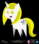 Blondy OC Pointy Pony