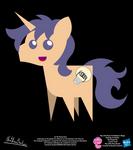 Jan OC Pointy Pony