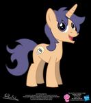 Jan OC Show Style Pony