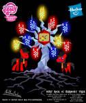 Burt Rock OC Harmony Tree Poster