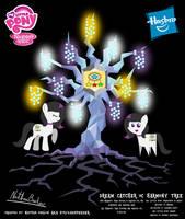 Dream Catcher OC Harmony Tree Poster by StryKariSPEEDER