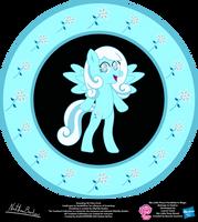 Snowdrop OC Pony Circle by StryKariSPEEDER