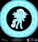 Snowdrop OC Pony Circle