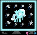 Snowdrop OC Harmony Poster