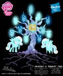 Snowdrop OC Harmony Tree Poster