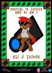 Eli J Licious OC Poster