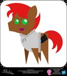 Eli J OC Pointy Pony