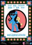 Melanielicious OC Poster