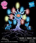 Melanie OC Harmony Tree Poster