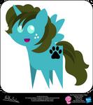 Dorothy OC Pointy Pony