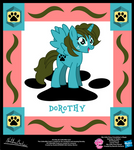 Dorothy OC Collectible Card