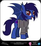 Nei OC Show Style Pony