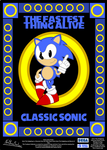 Classic Sonic Poster