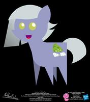 Limestone Pie Pointy Pony by StryKariSPEEDER