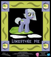 Limestone Pie Collectible Card by StryKariSPEEDER