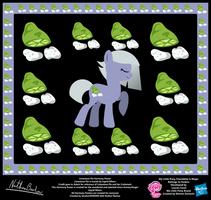 Limestone Pie Harmony Poster by StryKariSPEEDER