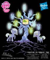 Limestone Pie Harmony Tree Poster by StryKariSPEEDER