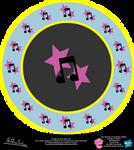 Starlight OC Cutie Mark Circle