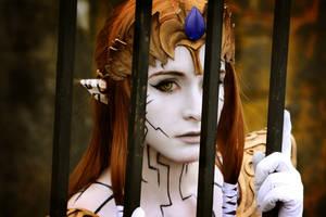 Prisoner of Power by RikkuGrape