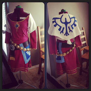 Skyward Sword Zelda -WiP-