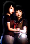 Amakura Twins Render by Taimuko