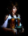 Yuuri Kozukata render (Fatal Frame V)