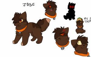 JOSE  (my friend) by Nizumifangs
