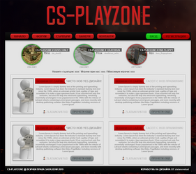 CS Design v3 (2019) [CS-PLAYZONE] by homicide01