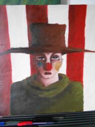 clown by malayla