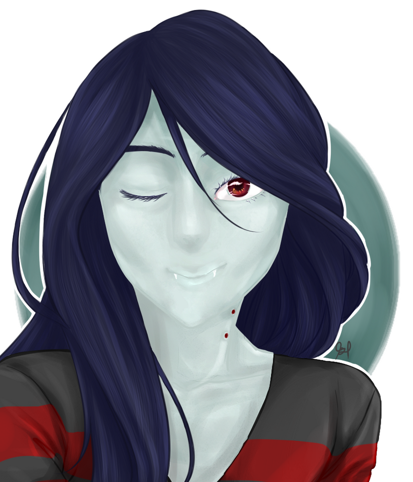 Marceline by Amulet96