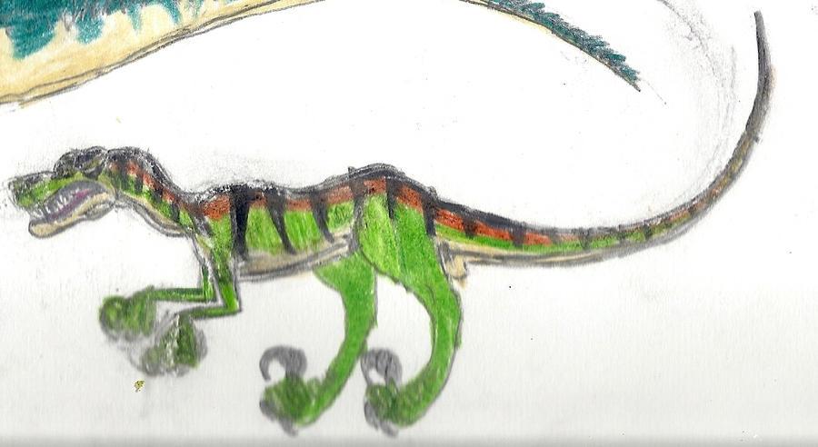 Venatosaurus by masonday on DeviantArt