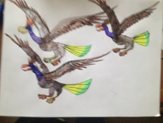 stymphalian birds by masonday