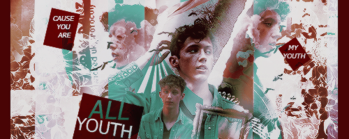 My Youth - Signature by oblivion-designss