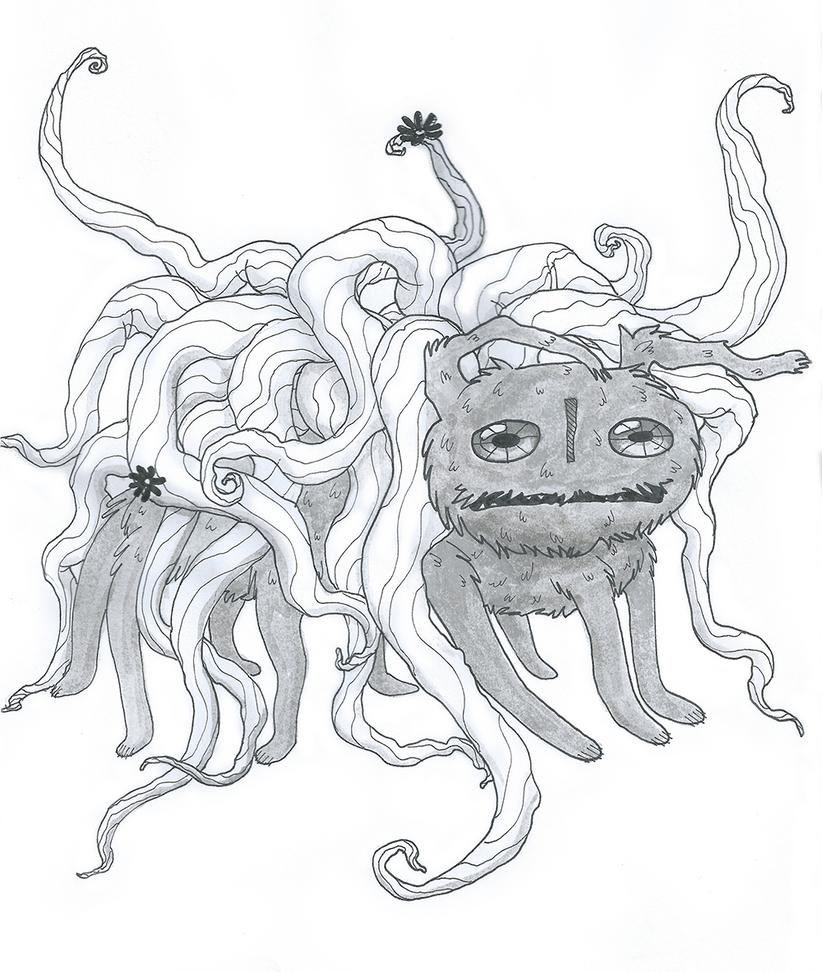 Creepycreature by imaginarysam