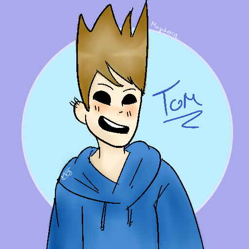 Happy Tom! - Eddsworld by Majoh801