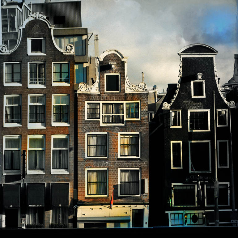 AmsterdamWindows by horstdesign