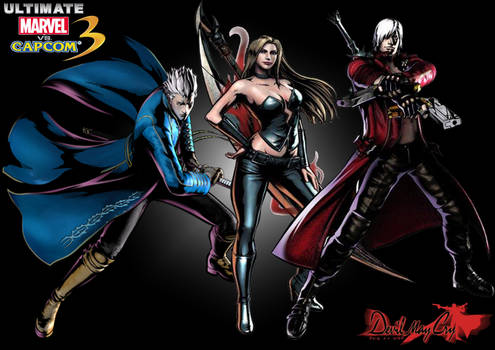 Devil May Cry UMvC3
