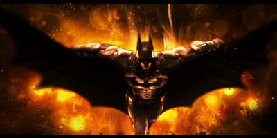 Batman by KatGryffin