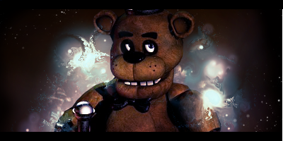 Five Nights At Freddy's by KatGryffin