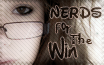 Nerds FTW by Silver-Noctis