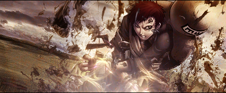 Gaara of the sand by Silver-Noctis