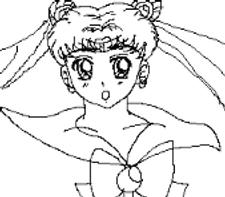 Sailor Moon Animation I by Ark-of-Menphis