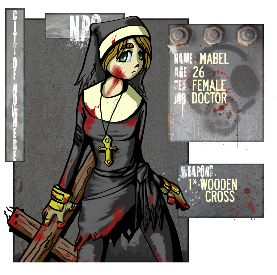 CON: Sister Mabel by Platypoid