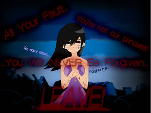 The Dark Princess's Banishment